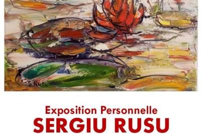 Exposition Personnelle Sergiu RUSU à Varennes Changy
