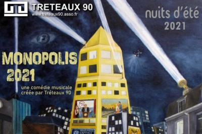 Monopolis 2021 à Belfort