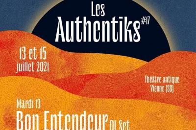 Les Authenticks 2021