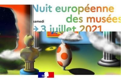 Nuit des musées à Saint Etienne 2021