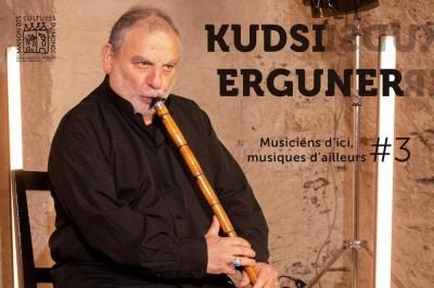 Kudsi Erguner | Musiciens d'ici, musiques d'ailleurs #3 à Vitre