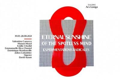 Exposition collective - Eternal sunshine of the spotless mind, expérimentations radicales à Aix en Provence