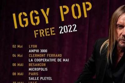Iggy Pop à Toulouse