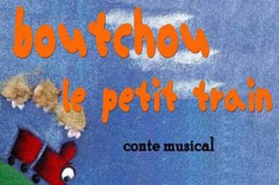 Boutchou Le Petit Train à Paris 4ème