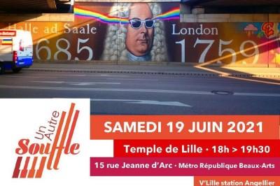 Générations Baroques #1 à Lille