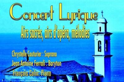 Concert Lyrique à San Martino Di Lota
