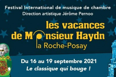Festival Les Vacances de Monsieur Haydn 2021
