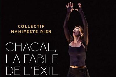 Chacal, la fable de l'exil par Manifeste Rien à Marseille