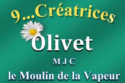 9... créatrices à Olivet