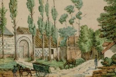 OSWALD MACQUERON de Cayeux-sur-Mer à Condé-Folie : un aquarelliste du XIXe siècle sur notre territoire ABBEVILLE à Abbeville