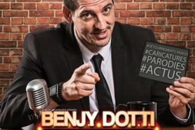 Benjy Dotti - The Comic Late Show à Angers