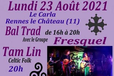 Bal Trad et Concerts à Rennes le Chateau