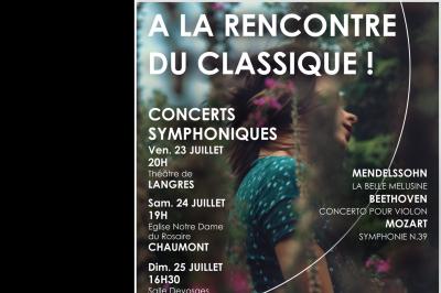 À la rencontre de la musique classique ! à Langres