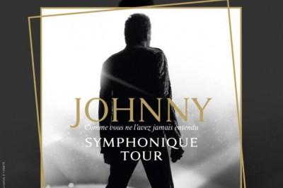 Johnny Symphony Tour à Nimes
