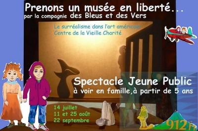 Prenons un musée en liberté à Marseille