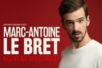 Marc-Antoine Le Bret - Nouveau spectacle à Romorantin Lanthenay