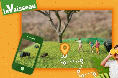Sur la piste des Miniz : un jeu de piste connecté à Strasbourg