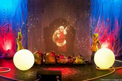 Pere Noël 2.0 à Saint Pol de Leon