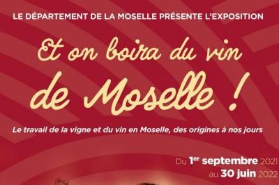 Et on boira du vin de Moselle ! à Saint Julien les Metz