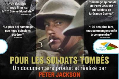 Ciné-Histoire - Pour les soldats tombés à Rantigny