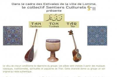 À la mémoire de MohammadRezâ Shadjariân à Lille