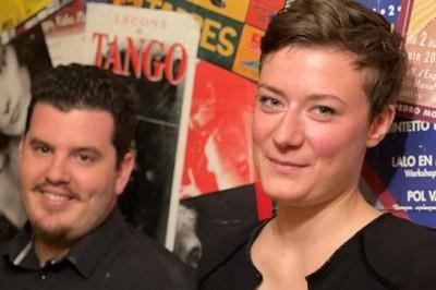Initiations Gratuites au Tango Argentin à Nantes