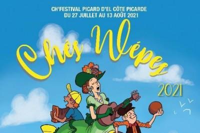 Chés Wèpes, ch'festival picard d'el Côte picarde 2021