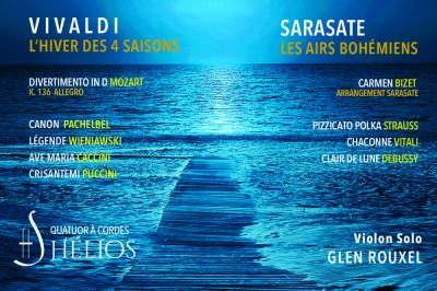 Les Grands Classique pour Violon à Nice