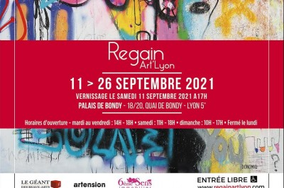 Exposition Salon Regain Art'lyon à Lyon