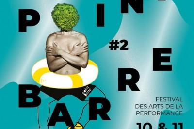 Point Barre #2, festival des arts de la performance à Privas