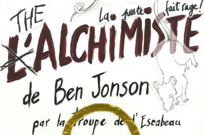 Spectacle d'été Théâtre de L'Escabeau - L'Alchimiste de Ben Jonson à Briare