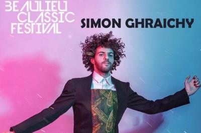 Simon Ghraichy à Beaulieu sur Mer