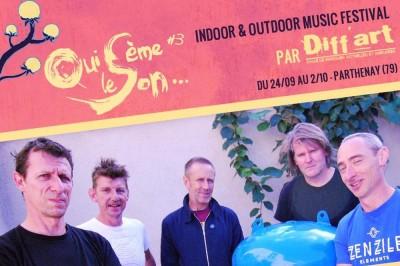 Fun, passion, énergie, une conférence puNk par les Burning Heads - Festival Qui Sème Le Son #3 à Parthenay
