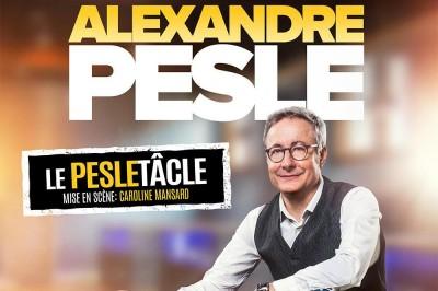 Alexandre Pesle - Le Pesletâcle à Albert