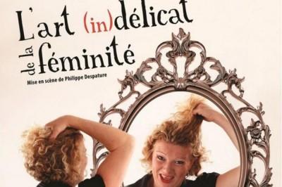 Emilie Deletrez dans l'art (in)délicat de la féminité à Albert