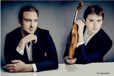 Concert classique : Brieuc Vourch & Guillaume Vincent (violon et piano) à Croissy sur Seine