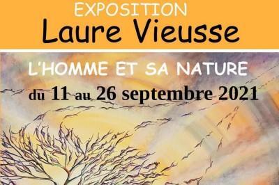 Grande Expositin de Laure Vieusse à Lescure d'Albigeois