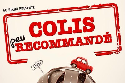 Colis (peu) recommandé à Lyon