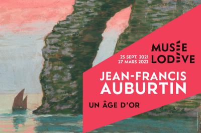 Exposition Jean-Francis Auburtin à Lodeve