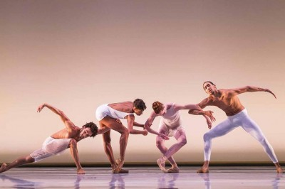 Alonzo King Lives Ballets à Villefontaine