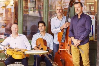 MystèreTrio 4tet - Jazz dans les Vignes à Serignan du Comtat