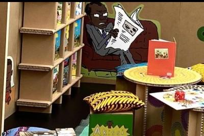 Quinzaine du livre jeunesse : Akissi à Ballan Mire