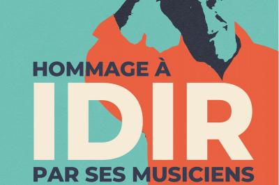 Hommage à IDIR par ses Musiciens à Roubaix