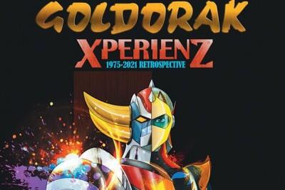 Goldorak Xperienz à Paris 15ème