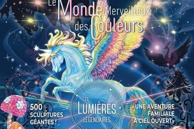 Le Monde Merveilleux des Couleurs à Bordeaux