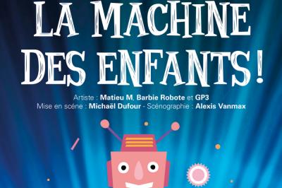 La Machine des enfants à Lille