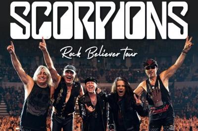 Scorpions à Paris 12ème