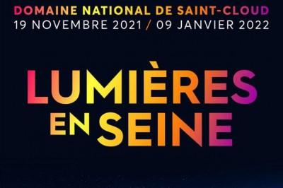 Lumieres En Seine - Billet Date - Premium - Billet Date à Saint Cloud