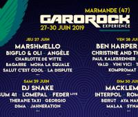 11 nouveaux noms pour Garorock 2019
