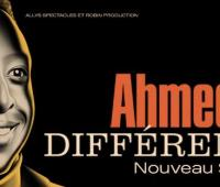 Ahmed Sylla revient Différent